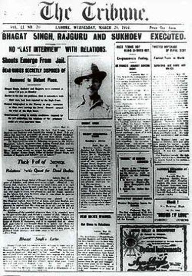 Bhagat_Singh's_execution_Lahore_Tribune_Front_page (1)