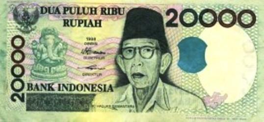 indo-1 -rupaiah ganesha