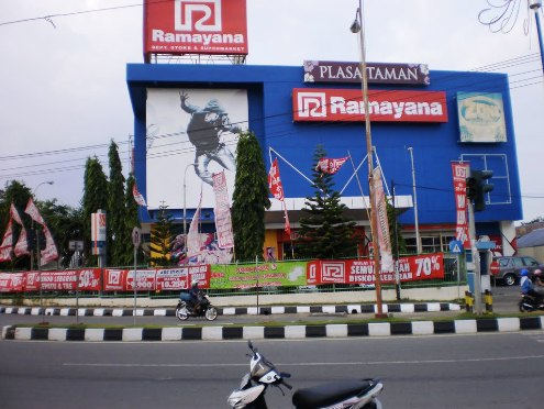 indo-2 -ramayana plaza