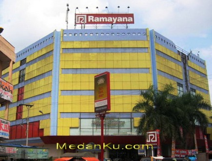 indo-5 -ramayana plaza