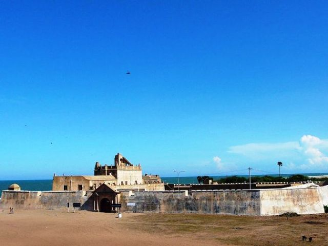 dutch fort-tarangambadi-2