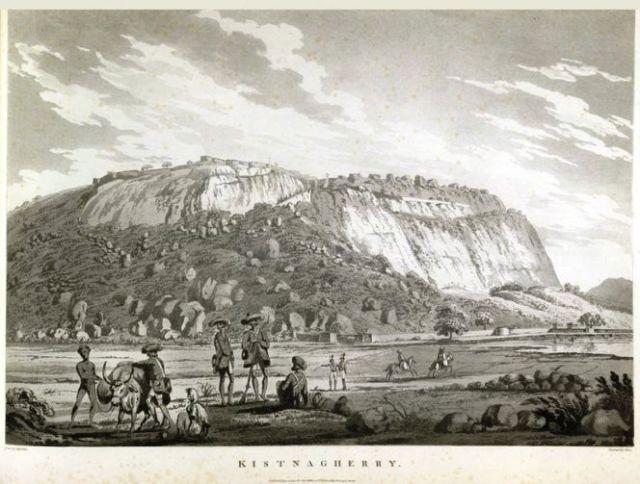 Kistnagherry_Krishnagiri -british library - 1764