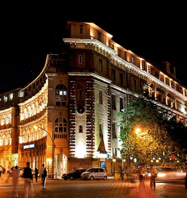 sbi bombay  illuminated