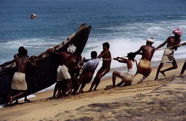 Fishermen- tamilnadu