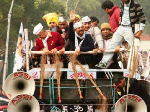 ArvindKejriwal -delhi