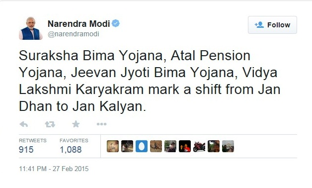 modiji on budget tweet-2