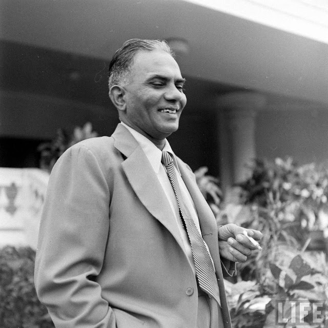 mir laik ali -last pm of hyd.