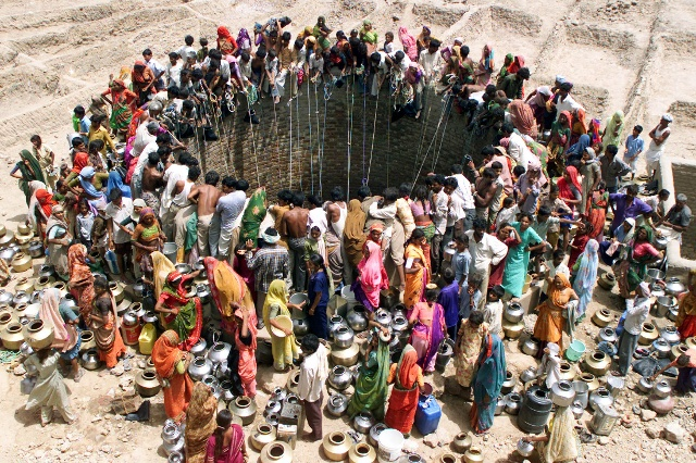 water problem in gujarat-1