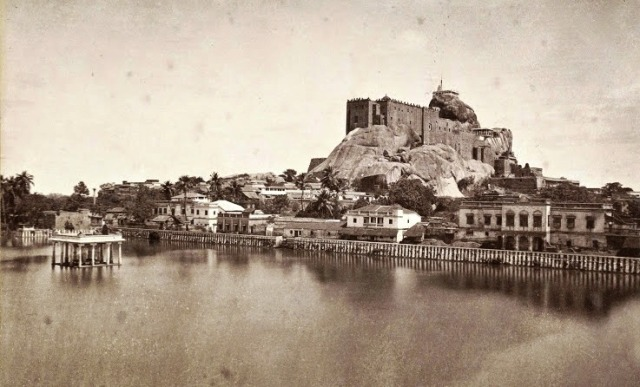 Tiruchirapalli-Rock-Fort-1880