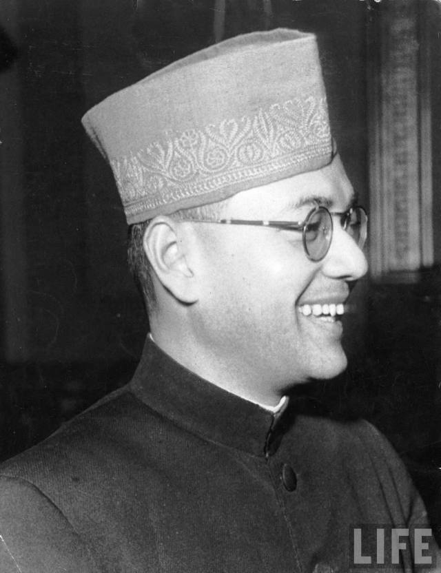 nethaji in life photo