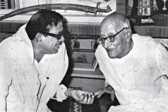 rajaji and kalaignar