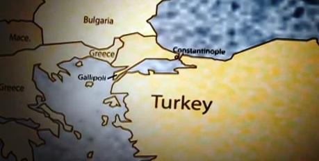 gallipoli map location-1