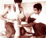 kalam assembling rkt in thumba  1960s