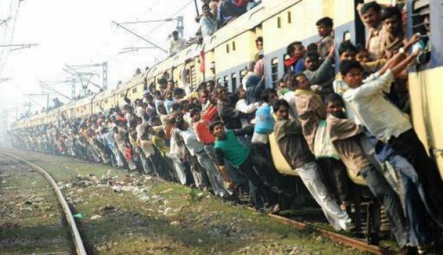 train -india