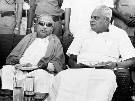 kalaignar and gk mooppanar