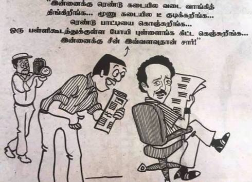 stalin cartoon