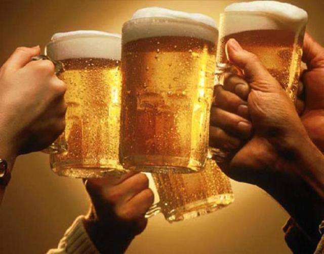 Beer-Toast