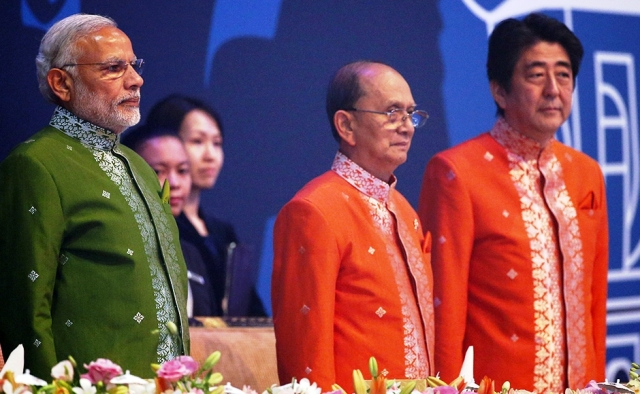 heads of states in traditional dress-2