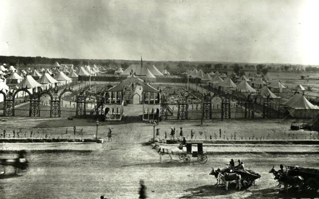 Delhi durbar of 1903 - 4