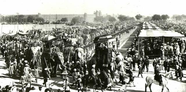 Delhi durbar of 1903 - 6