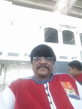 m.puthiran selfie