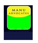 manu advocates logo