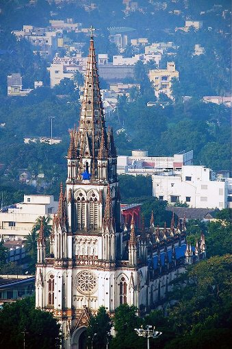 St-Lourdes-Church-Trichy