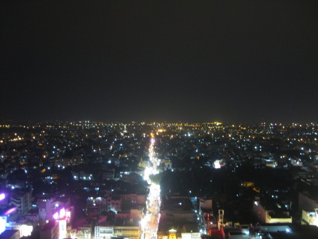 trichy-view from-rock-fort-
