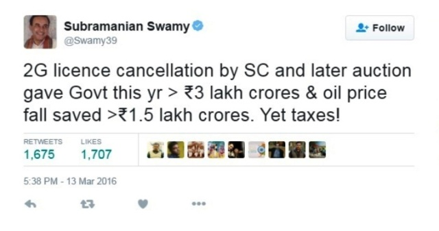 swamy on taxes