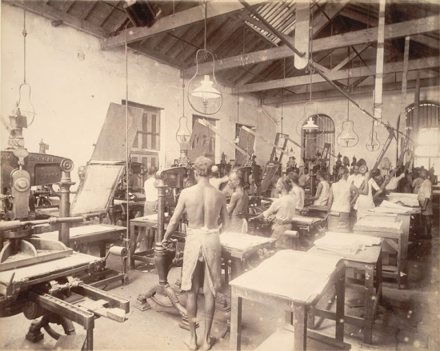 06-Press-room-in-Times-of-India-Office-in-Bombay-(Mumbai)--November-1898