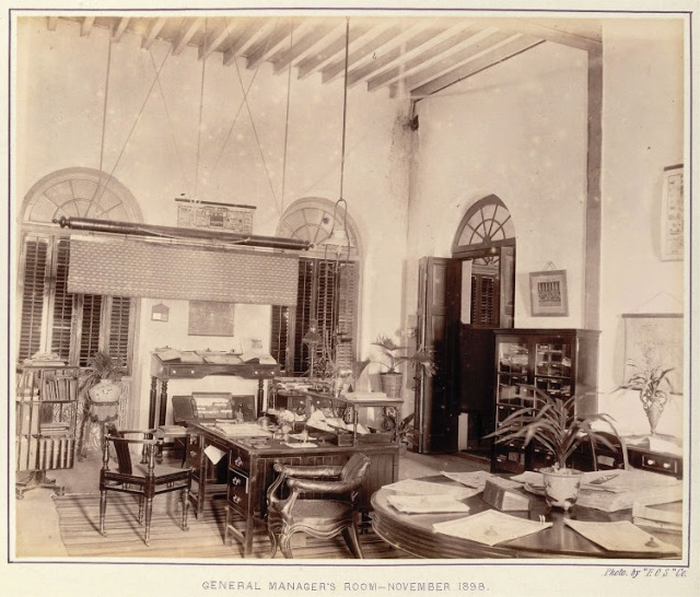 16-General-Manager's-room-in-Times-of-India-Office-in-Bombay-(Mumbai)--November-1898