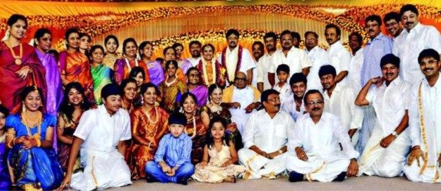 karunanithi family