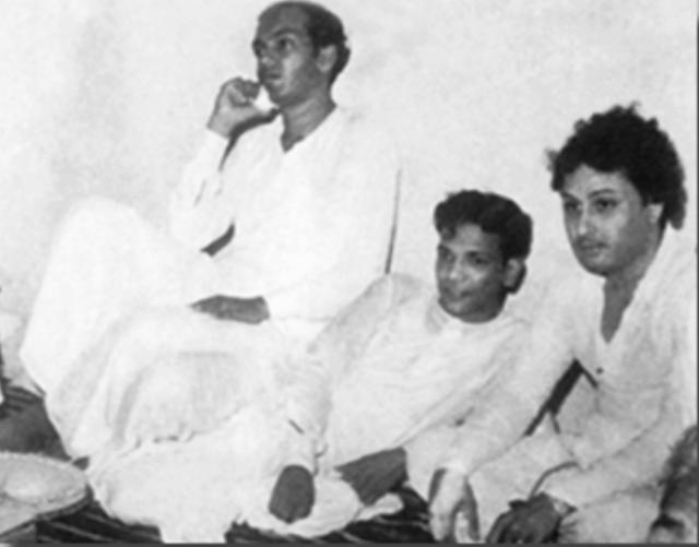 mgr, karunanithi, kannadasan