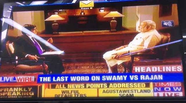 times now interview