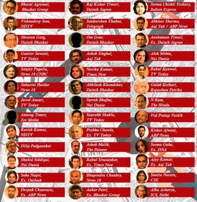 most enjoyed - crony media editors