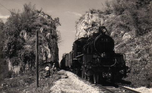railway at chong kai