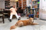 swamy-and-his-dog