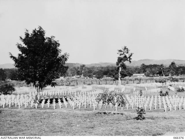 Thanbyuzayat Allied War Cemetery, Burma.