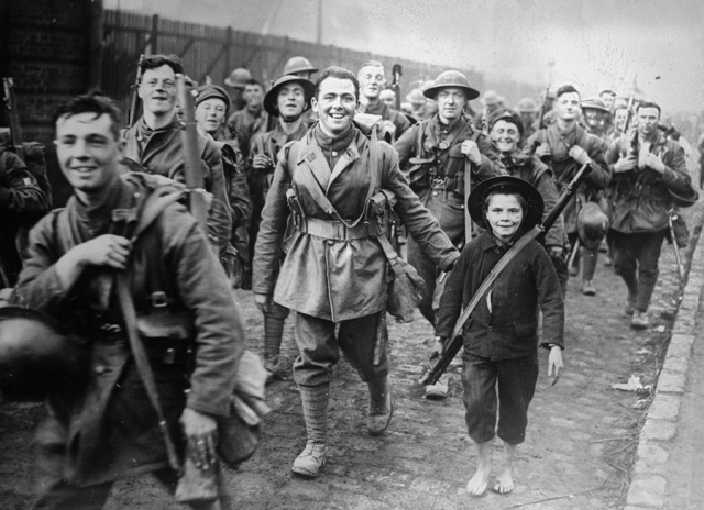 british-enter-france-october-of-1918-after-four-years-of-german-occupation