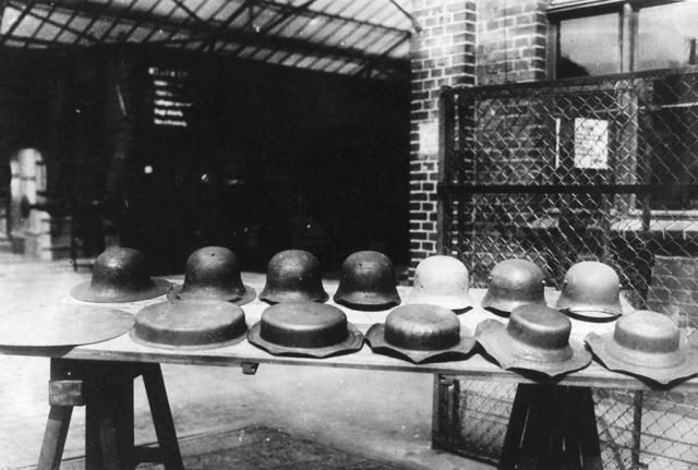 helmet-factory-in-lubeck-germany
