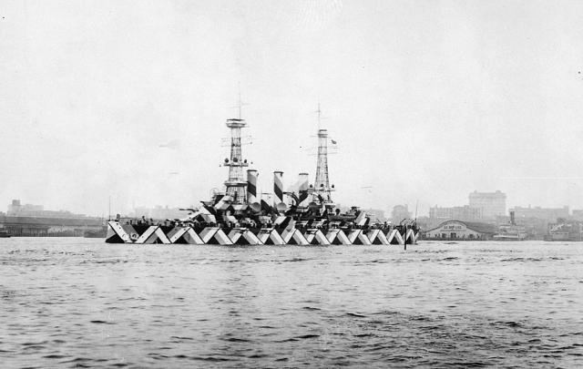 uss-nebraska-a-united-states-navy-battleship